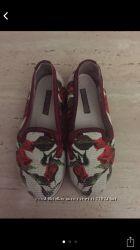 Продам эспадрильи Dolce & Gabbana на девочку, 31 размера