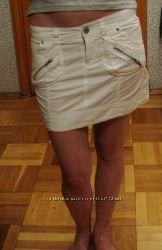 белая юбка PIMKIE