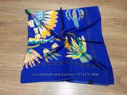 Шелковый платок 150х150см