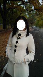 Фирменное пальтишко для стройной модницы