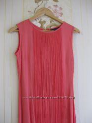 Платье Коралловое Top Secret. размер 34