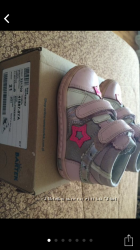 Ботинки на девочку 21 размер Bartek оригинал