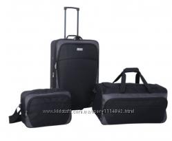 Чемодан и сумки набор Protege 3