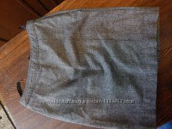 Юбка-карандаш из твидовой ткани 42 размера