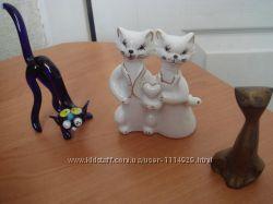 Коллекционерам котов и кошек, статуэтки