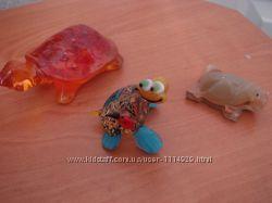 Коллекционерам черепашек, статуэтки
