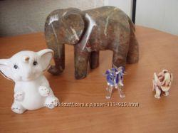 Коллекционерам слонов, статуэтки