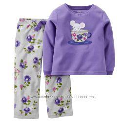 Carter&acutes флисовая пижама 4Т