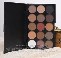 Набор теней, тени для макияжа 15 цветов, Палитра теней 15 оттенков