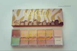 Палитрапалетка консилеров корректоры 12 цветов Urban Decay Naked 3
