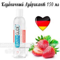 Лубрикант на водной основе Waterglide Strawberry  150 ml  клубника