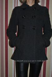 стильное укороченное пальто ZARA