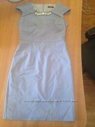 Нежно фиалковое платье Orsay