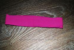 Повязка розовая яркая F&F 52 54 56