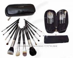 Набор кистей для макияжа MAC-12 шт.