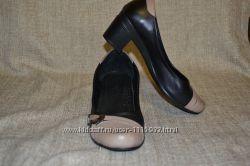Удобные туфли натуральная кожа Распродажа