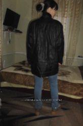 натуральные кожаные куртки на 52-54