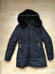 Зимняя куртка на пуху