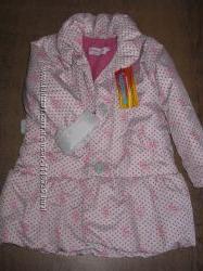 Пальто куртка Bimbissimi 98р. новое демисезон