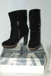 Ботильоны зимние Pepe jeans 37 р. оригинал
