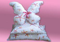 Комплект подарочных подушек Бабочка звезда