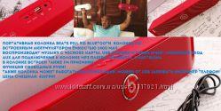 Колонка Beats Pill Bluetooth Портативная Mp3 MicroSD USB 921 Красная