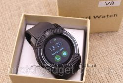 Умные часы-телефон Smart Watch V8
