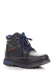 Ботинки на мальчика B886 EEB. B Синие Размеры 33, 34, 35, 36, 37  Ботинки