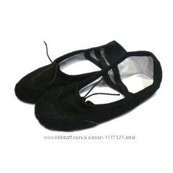 Балетки для девочки текстильные Arrix 27р черный 101
