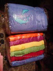 Полотенца махровые лицо 10050см