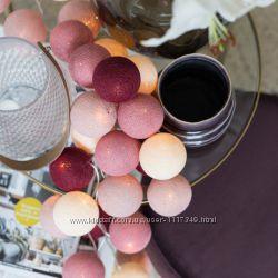 Тайская LED-гирлянда Rosegarden 35 шариков