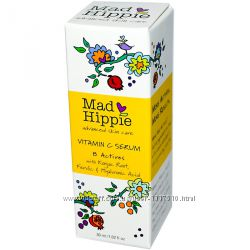 iHerb. Mad Hippie skin care products, Сыворотка витамина С, 8 активных веще