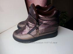 ботинки модные очень теплые