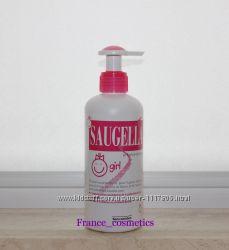 Гель для интимной гигиены девочек Saugella Girl 200 мл