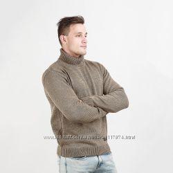 Теплые мужские свитера украинского производителя, размеры M, L, XL, XXL