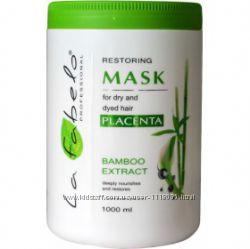 La Fabelo маска для сухих и окрашенных волос 1000мл.