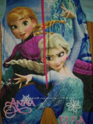 слип, флисовый человек, пижама, для дома Disney, Anna, Elza, Frozen