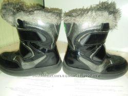 зимние сапожки Cougar 16. 5см