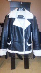Итальянская курточка на меху