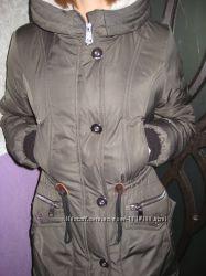 Куртка парка размер 42. 44