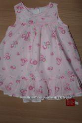 Красивое летнее платье TU на 9-12 месяцев. Новое.