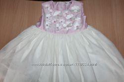 Нарядное платье 12-18 месяцев. Новое