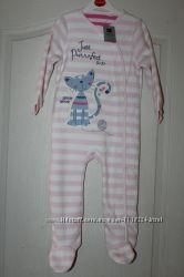 Флисовый человечек, пижама BHS 18-24, 2-3 года.