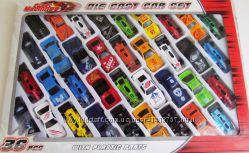 Автомобильный набор Street Machines 36шт
