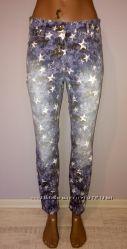 Шикарные джинсы в звезды