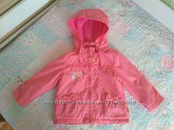 Куртка демисезонная для девочки Бемби размер 86