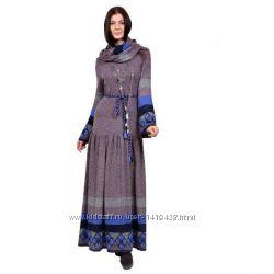 Трикотажное платье .
