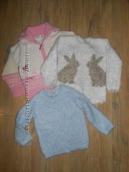 свитера на 3-4 года