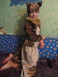 Тигрёнок на возраст 6-9 лет. Новогодний костюм