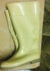 Резиновые сапоги.  Размер 36 стелька 23-23, 5